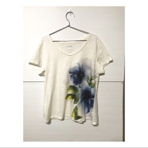 St. John's Bay | Flower Tee